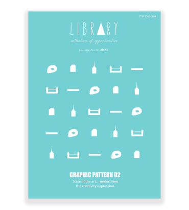 Library Graphic Pattern 01 Issue
